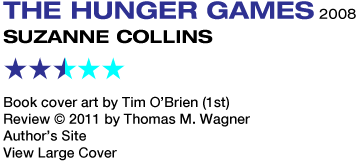 hunger games book 1 review